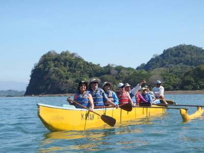 Groups Kayak Jaco  Beach