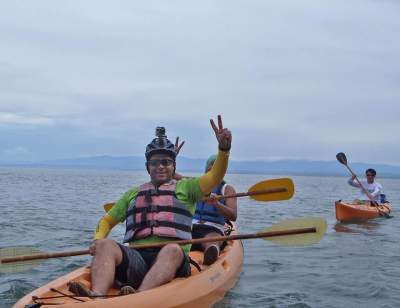 Kayak Jaco Beach
